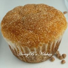 Cinnamon Sugar Donut Muffins # breakfast #cinnamon #muffin