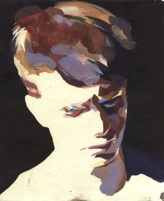 Painted portraits by Anthony Cudahy