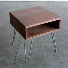 Hairpin Leg Side Table now featured on Fab.