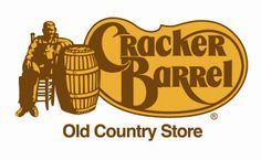Cracker Barrel...Southern food and cute loot!
