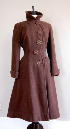 1940's Coat. WOW!