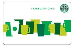 This eco-conscious card is made from 80% post-industrial recycled material.