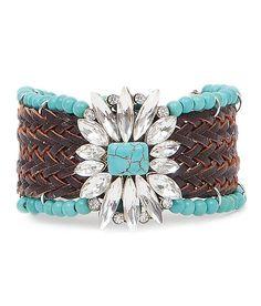 BKE Weaved Bracelet at Buckle.com