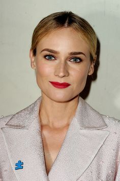 Chanel Makeup Artist Rachel Goodwin on How She Gets Diane Kruger Red Carpet Ready