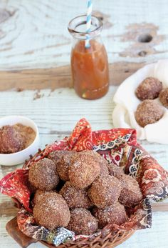 The Zenbelly Cookbook Review + Paleo Apple Cider Donut Holes! - Brittany Angell