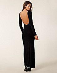 Fandago Dress - NLY Trend - Sort - Kjoler - Tøj - NELLY.COM