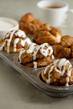Monkey Bread Muffins from @bakingaddiction