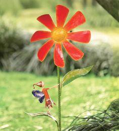 fairi garden, garden wind, flower