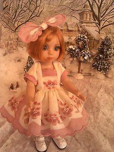 "Patsy Doll 10"" Hanky Dress 3 Piece Ensemble Anne Estelle or Patsy Tonner | eBay. Ends 1/8/14"