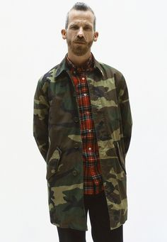 "In 2 years, when camo is well-beyond seeming ""played"", you're going to regret going with this over a classic navy or khaki."