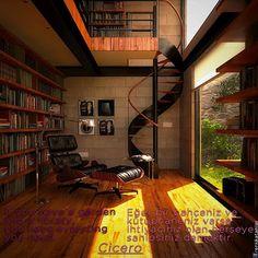 ev dekorasyonlari, interior design, ve kitaplar, hayal evi, worth read, book worth, kitaplar ve, furnitur idea