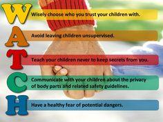 Teaching - Child Predators