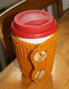 Would make quick easy gifts! especially with the knifty knitter!!