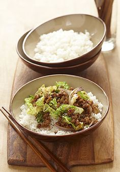 Korean Rice Bowl