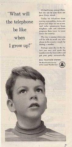 1953 phone ad