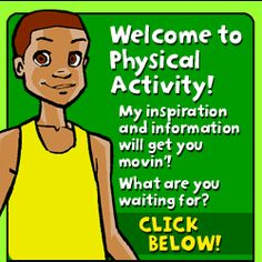 Welcome to the Physical Activity Section