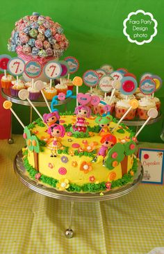 "Photo 2 of 10: Lalaloopsy Party / Birthday ""Lalaloopsy Inspired Birhtday"" 