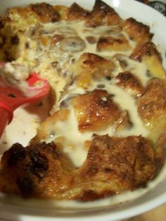 The Only Bread Pudding Recipe You'll Ever Need
