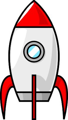 Rocket for my tattoo