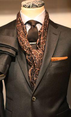 Gorgeous Mens #autumn #suit #fashion