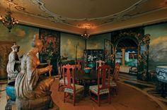 The Breakfast Room at Vizcaya