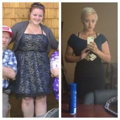 'Depression lifted, no more stomach pains, 90 pounds down!'