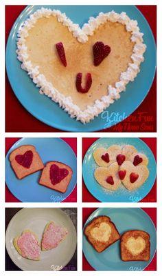 Easy Valentine's Day Breakfast Ideas