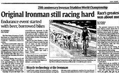 IRONMAN's 25th Anniversary