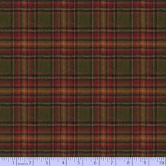 U085-0116, R09 Primo Plaids: Maple Lake, Fabric Gallery, Marcus Fabrics