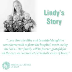 A beautiful story from one of Mercy's patients.