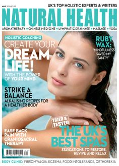 Natural Health Magazine  Magazine - Buy, Subscribe, Download and Read Natural Health Magazine on your iPad, iPhone, iPod Touch, Android and on the web only through Magzter