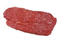 Flat Iron_    Common Names:        Book Steak_      Butler Steak_      Lifter Steak_      Petite Steak_      Top Blade Steak_    Description:  Well-marbled, tender and juicy; second in tenderness only to tenderloin and about half the cost. Boneless steak has excellent beef flavor.    Cooking Methods:        Broiling      Grilling      Sauteing_      Choose a Different Cut_