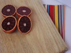 Blood Oranges {What Is It Wednesday} - Lynn's Kitchen Adventures