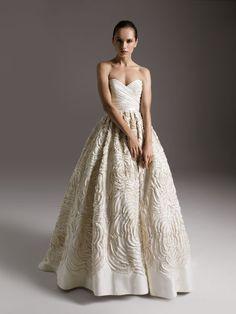Love this dress - Amsale Dahlia