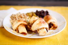 Cinnamon Raisin Rugelach Recipe