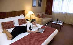 King Spa Room at Metro Hotel on Pitt