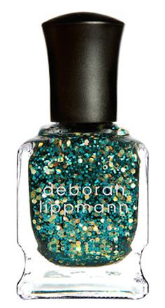 gorgeous glittery nail polish  http://rstyle.me/~2hiF2