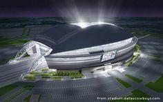 Cowboys Stadium...