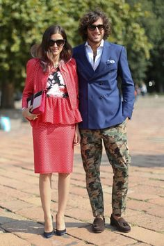 The ultimate fashion savvy pair! Ever!
