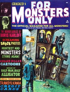 """""""For Monsters Only"""" issue"""