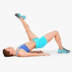5 Leg Toning Exercises