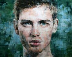 Stunning Oil Portraits by Harding Meyer