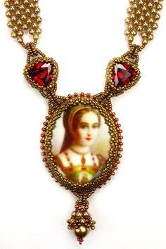 Cynthia Rutledge Beadwork & Workshops - Art to Wear Necklace Workshop