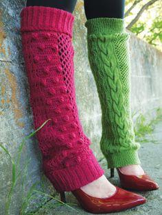 Free Online Crochet Patterns For Leg Warmers : Chris Z on Pinterest