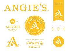 Angie's Popcorn Re-design