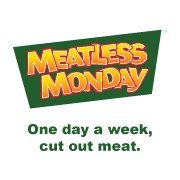 "Our US Meatless Monday campaign was launched in 2003 in association with the Johns Hopkins Bloomberg School of Public Health -- and now, the ""cut out meat one day a week"" program is active in 23 countries and growing!"