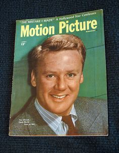 1947 MOTION PICTURE MAGAZINE with Van Johnson Vintage by Ambigu, $30.00