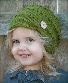 Ravelry: Ashlyn Hat pattern by Heidi May