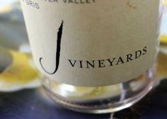 J. Vineyards Vin Gris Rose of Pinot Noir: Delicious juice! http://enobytes.com/2014/08/29/j-vineyards-vin-gris-rose-pinot-noir/