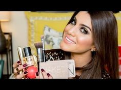 Favorite Products of April by Camila Coelho Productos favoritos de maquillaje. Makeup. Maquillage https://www.facebook.com/bagatelleoficial Bagatelle Marta Esparza  #Productos #CamilaCoelho